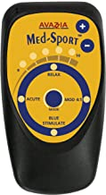 Avazzia Med-Sport Device 4-Mode Handheld Microcurrent Pain Relief TENS