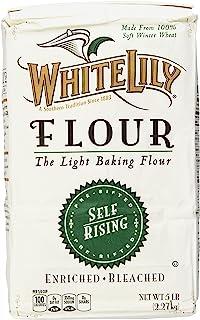 White Lily Self Rising Bleached Flour - 80 oz