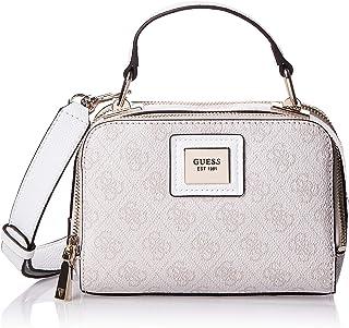 Guess Womens Cross-Body Handbag, Stone - SG766870