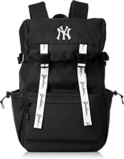 [MAJERRYG棒球]帆布背包 双肩包 双肩包 包包 包包 包包 背带包 洋基队 女士 女士 女士 男女通用 中性 吸汗 上学 成人 学生 旅行 大容量 YK-MBBK137