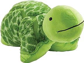 "Pillow Pets Originals Teddy Turtle 18"" Stuffed Animal Plush Toy"
