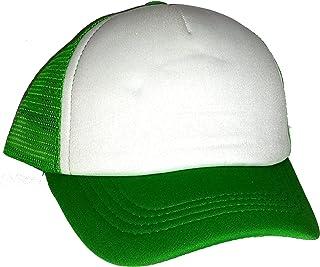 THATSRAD Toddler Kid's Blank Mesh Trucker Hat Cap Snapback