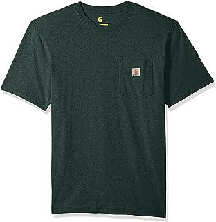 5968231a0904 Carhartt Men s K87 Workwear Pocket Short Sleeve T-Shirt