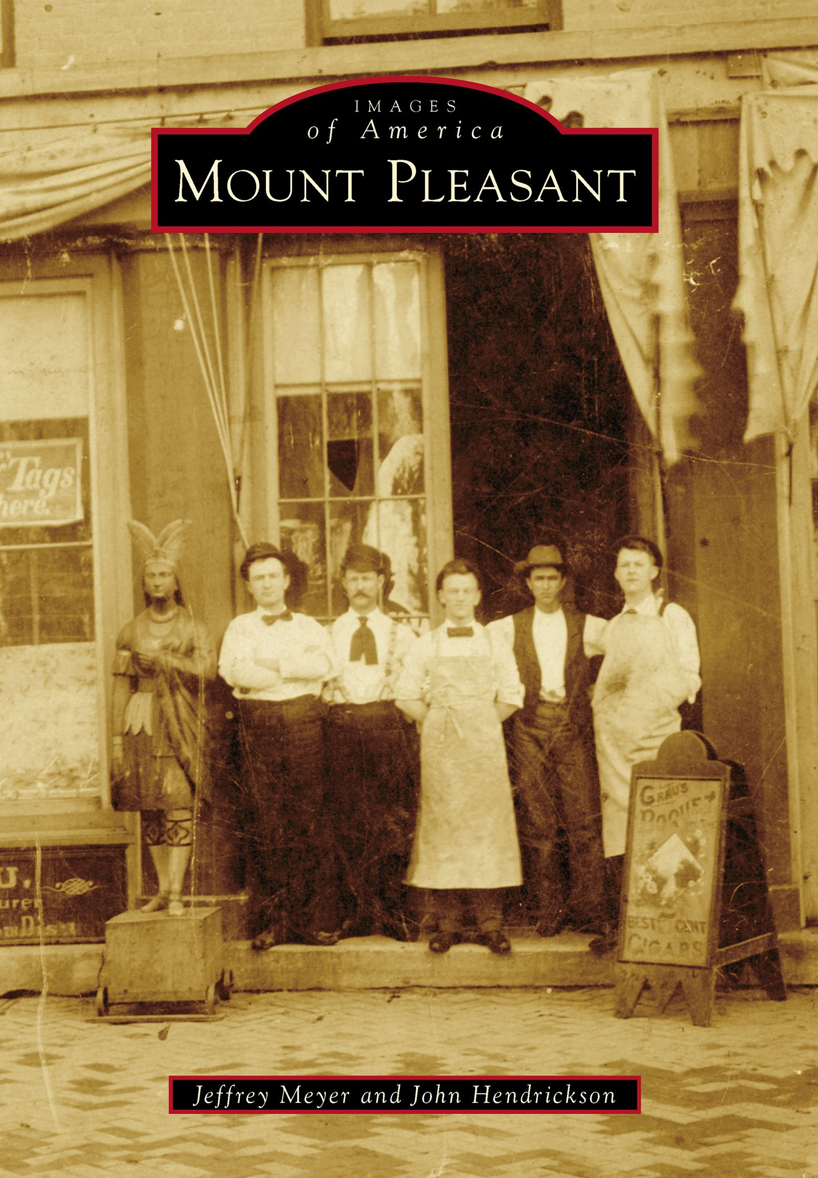 Mount Pleasant (Images Of America) (English Edition)