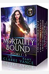 Mortality Bound - The Complete Boxed Set (Books 1-5): An Urban Fantasy Epic Adventure Kindle Edition