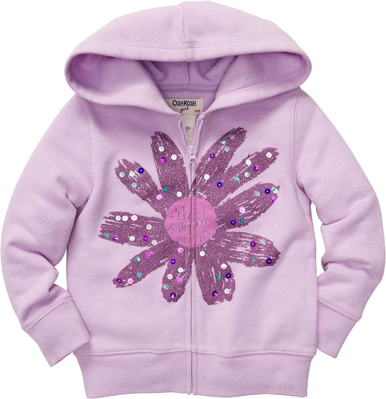 OshKosh Bgosh Baby Girls Graphic Hoodie