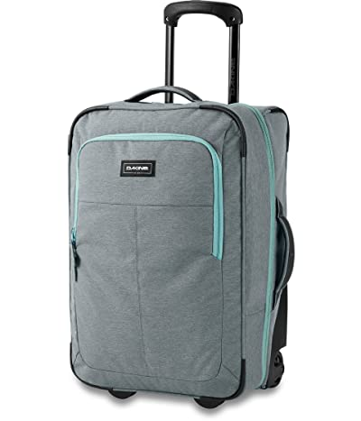 Dakine Carry-On Roller 42L (Lead Blue) Pullman Luggage