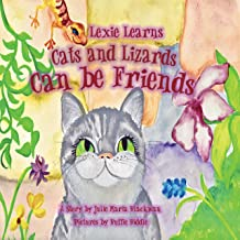 Lexie Learns Cats and Lizards Can Be Friends