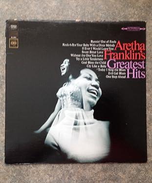 Aretha Franklin - Aretha's Greatest Hits [LP] (Vinyl/LP)