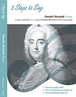 3 Steps To Sing TENOR PART for Handel Messiah