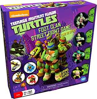 Best tmnt foot clan street fight board game Reviews