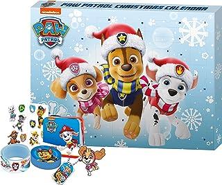 "PAW Patrol Christmas Calendar - Offizieller Beauty-Adventskalender von ""PAW Patrol"""