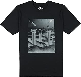 Men's S+ Ascend Into Greatness T-Shirt Small Black