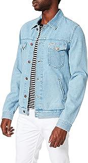 Wrangler Men's REGULAR JACKET Jeans (pack of 1)