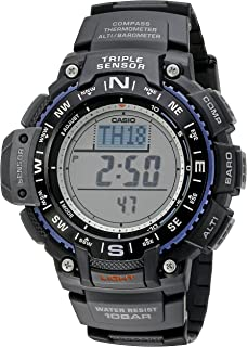 Casio Men's SGW-1000-1ACR Triple Sensor Digital Display...