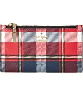 Kate Spade New York - Cameron Street Rustic Plaid Mikey