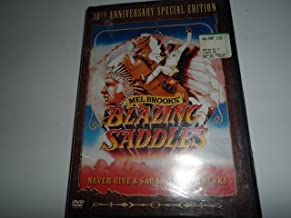 Blazing Saddles by Cleavon Little