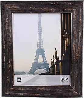 kieragrace Farmhouse luxury-frames, 8 by 10-Inch, Blackended Wood