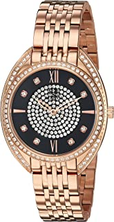 Roberto Bianci Watches Women'S 'Aveta' Quartz Stainless Steel Casual Watch, Color Rose Gold-Toned (Model: Rb0215)