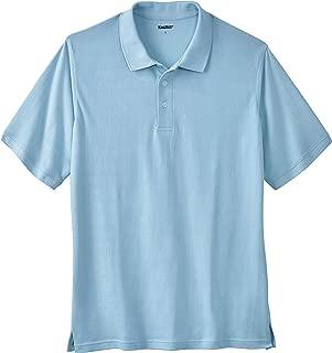 KingSize Men's Big & Tall Pique Polo Shirt