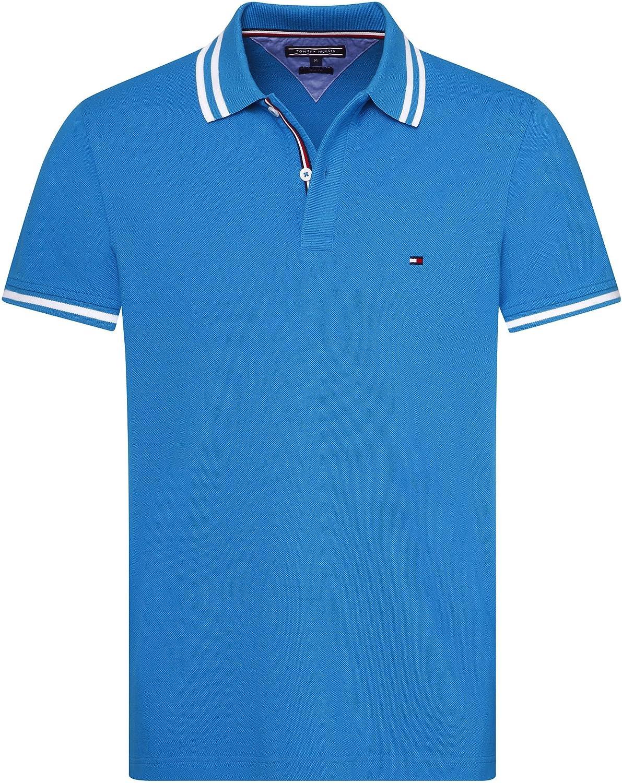 Tommy Hilfiger Herren Poloshirt Regular Regular Regular Fit Kurzarm B07DM9QMVP  Produktqualität 1754c2