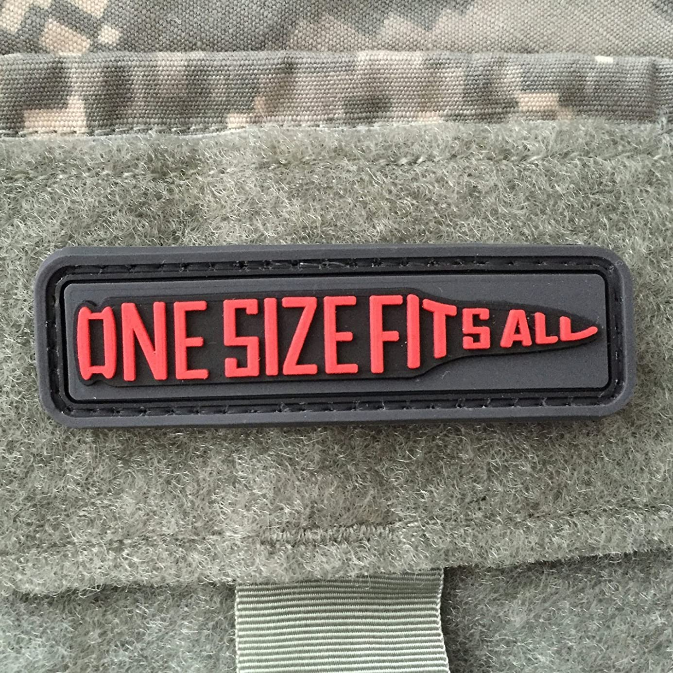 NEO Tactical Gear One Size Fits All Morale Patch - PVC Morale Patch, Velcro Morale Patch hwlbga4568