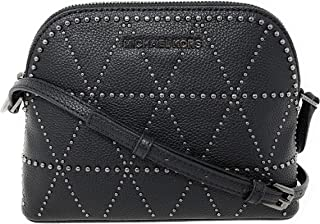 Michael Kors Adele Medium Dome Leather Crossbody Bag e18064f5cd0