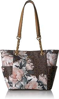 Calvin Klein 1 HU Logo Tote Shoulder Bag
