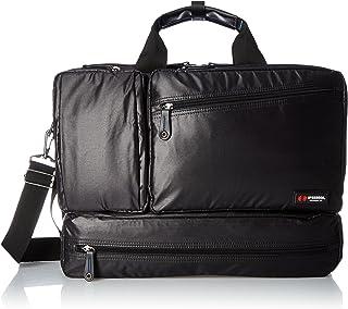 [マックレガー] ビジネスバッグ 軽量 ダブルファスナー