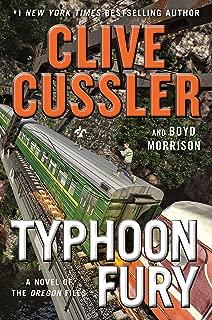 Typhoon Fury (The Oregon Files Book 12)