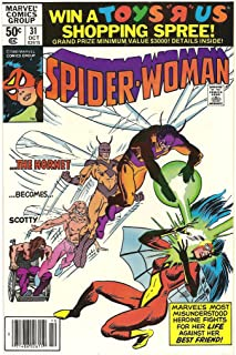 Spider-Woman #31 (The Sting Of The Hornet!, Volume 1)