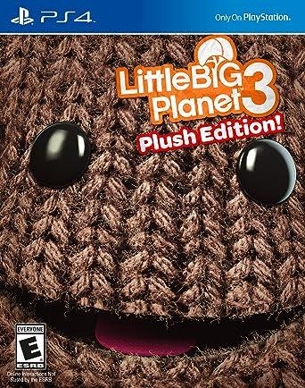 Little Big Planet 3 Plush Edt