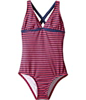 Splendid Littles - Malibu Stripe One-Piece (Big Kids)
