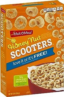 Malt O Meal Honey Nut Scooters Case Pack 16