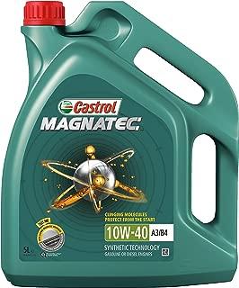 Castrol 151B54Magnatec 10W-405L Fuel Can–Set of 4