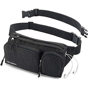 Travel Waist Pack,travel Pocket With Adjustable Belt Spring Season Vertical Beautiful Running Lumbar Pack For Travel Outdoor Sports Walking