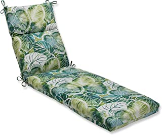 Pillow Perfect Outdoor/Indoor Key Cove Lagoon Chaise Lounge Cushion