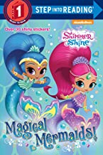 shimmer and shine magical mermaids book
