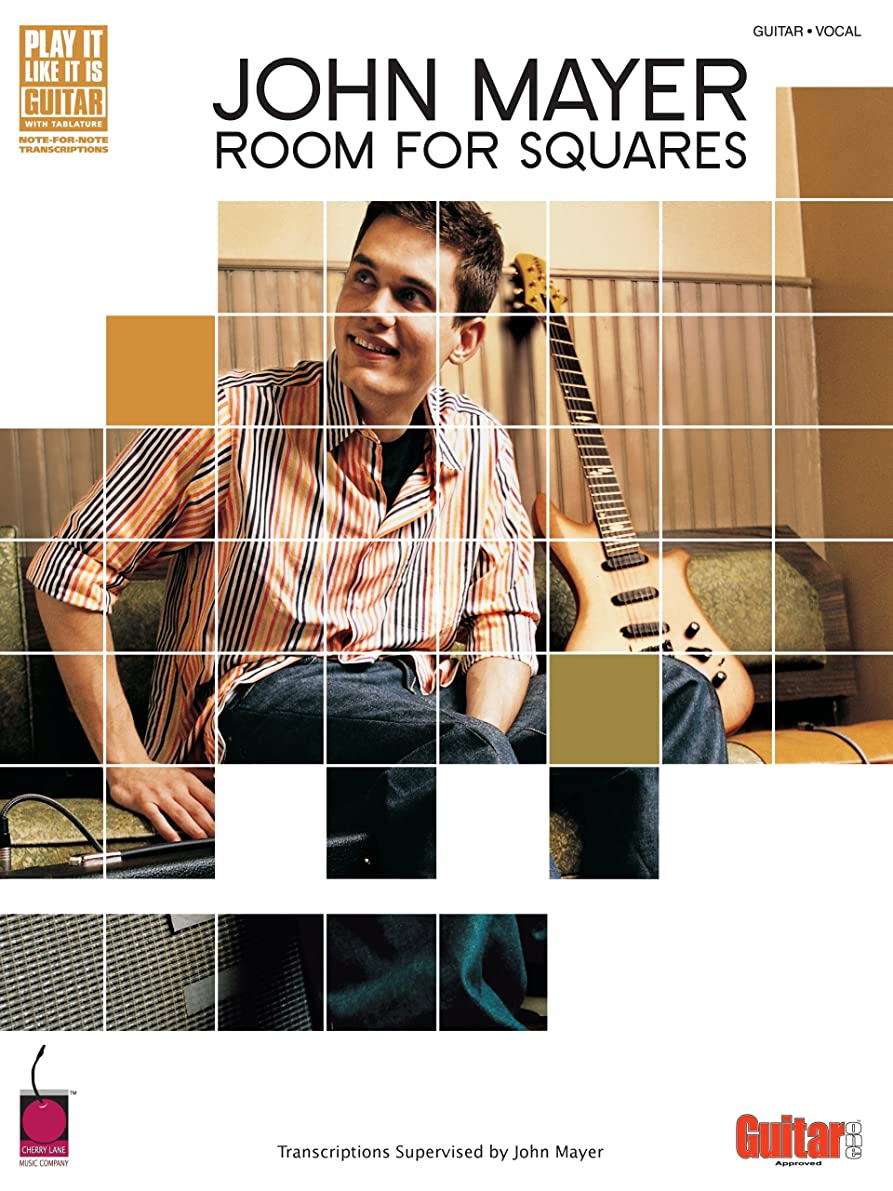 超高層ビル確執求めるJohn Mayer - Room for Squares Songbook: Transcriptions Supervised by John Mayer (English Edition)