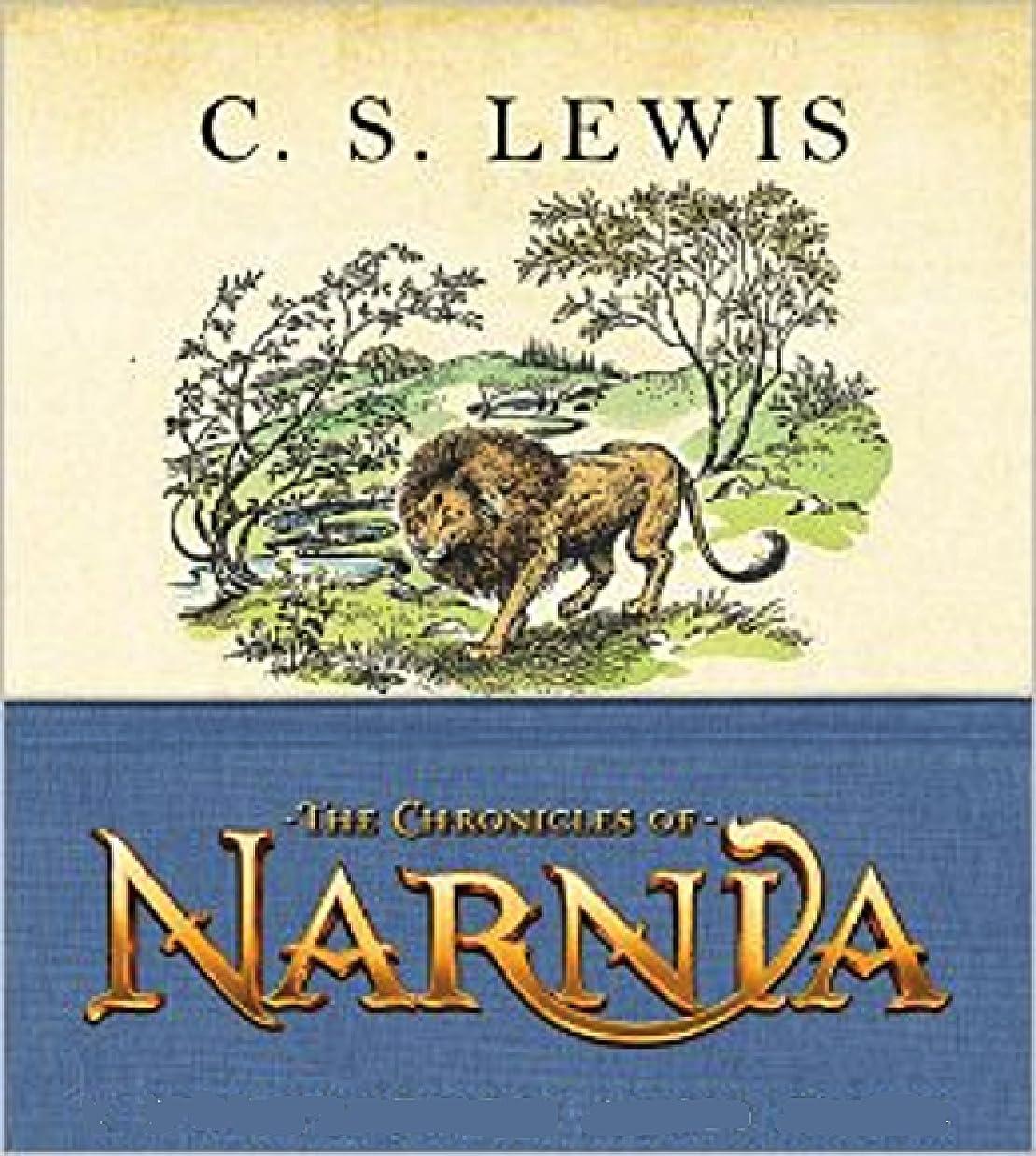 引く忘れられない面倒The Chronicles of Narnia (Complete Set; Fully Illustrated) (English Edition)