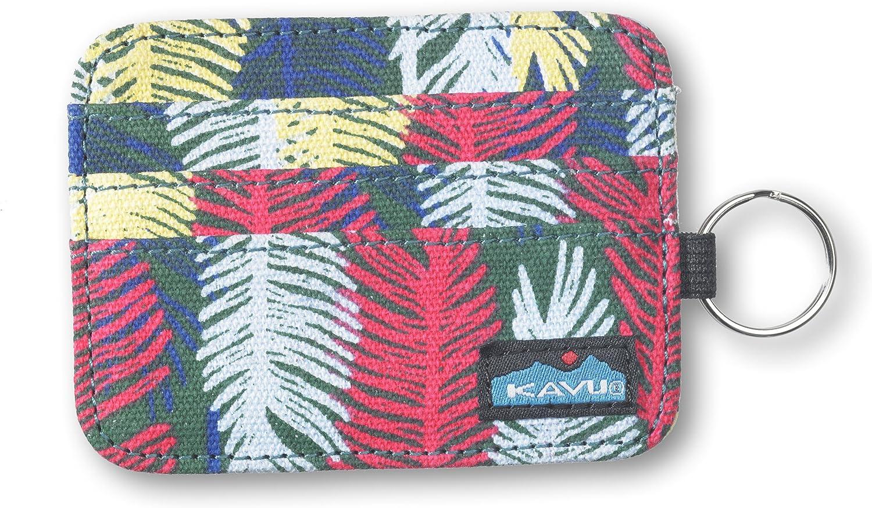 Kavu Slot Machine Fall Wallet (Feathers)