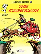 Lucky Luke - Volume 25 - The Stagecoach (Lucky Luke (English version))