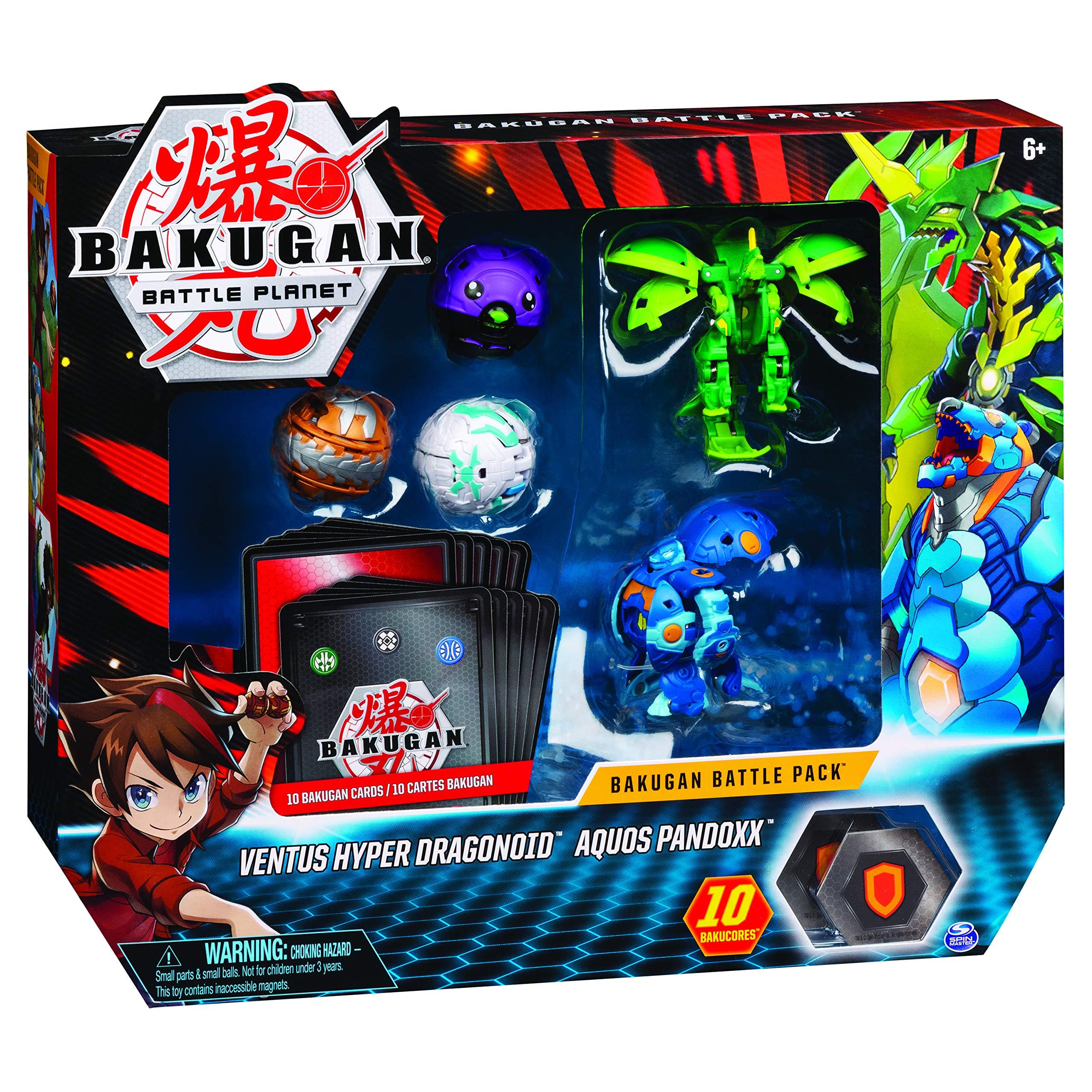 Bakugan - Juego de batalla surtido (los estilos pueden variar ...
