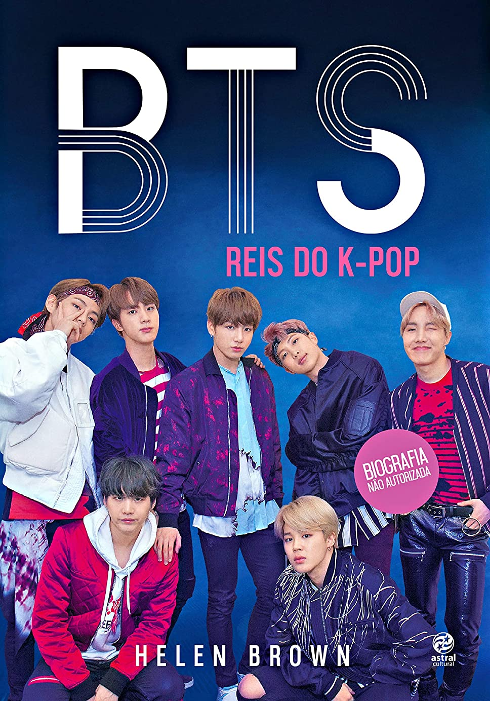 不適切なピンチシェルターBTS: Reis do K-Pop (Portuguese Edition)