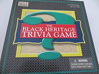 Black Heritage Trivia Game