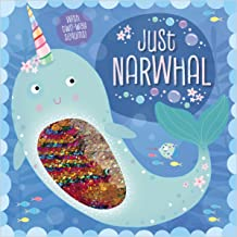 Just Narwhal (Two-way Sequin Picture Books)