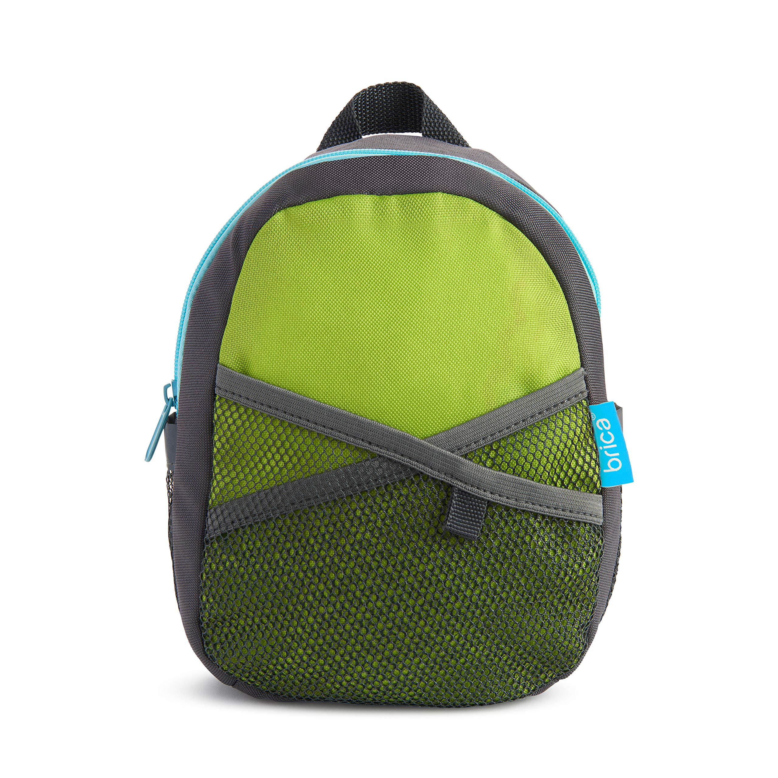 BricaBy My Side Safety Harness Backpack Green