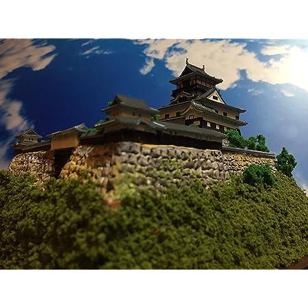 [城ミニ] 日本の名城 現存天守12城 国宝 犬山城 ケース付き お城 模型 ジオラマ完成品 ミニサイズ