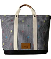 Tommy Hilfiger Winners Circle Tote - Railroad Crest