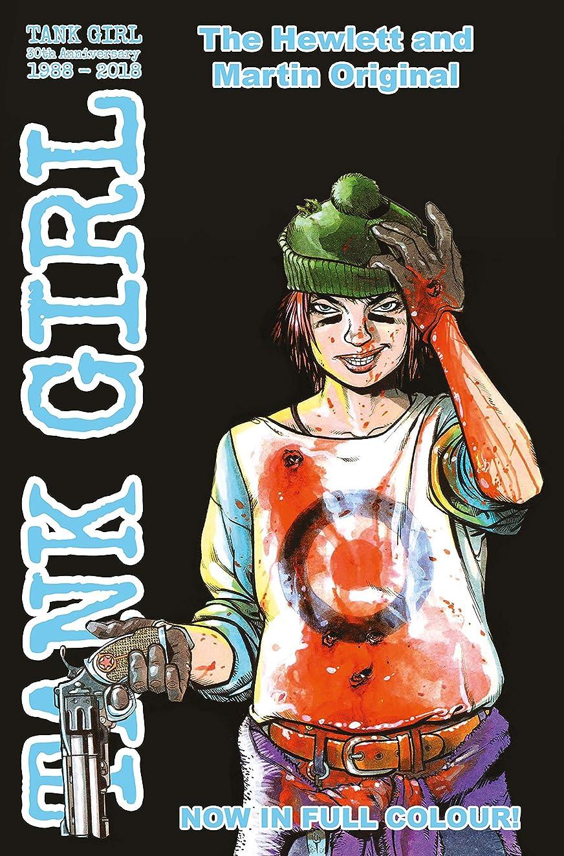 渦雇用者先にTank Girl Full Color Classics #2.2 (Tank Girl: Full Color Classics) (English Edition)